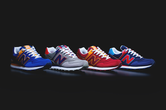 New Balance 574 Passport Pack 1