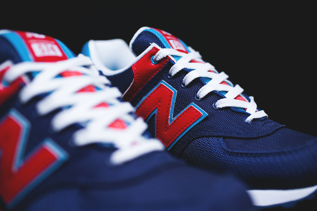 New Balance 574 Passport Pack 7
