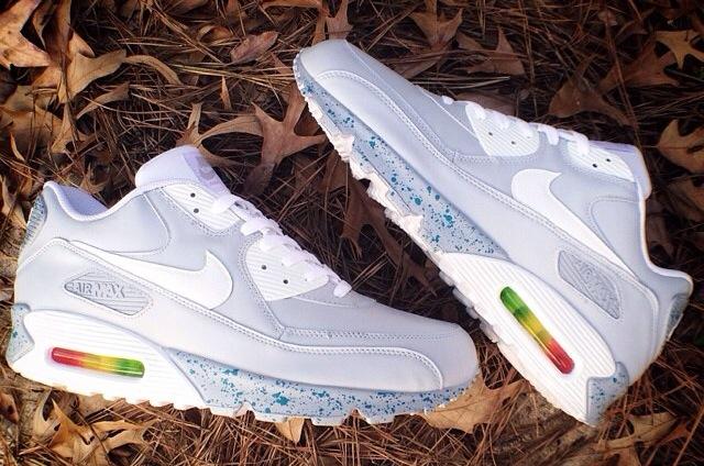Nike AIR MAG 90 Custom 1