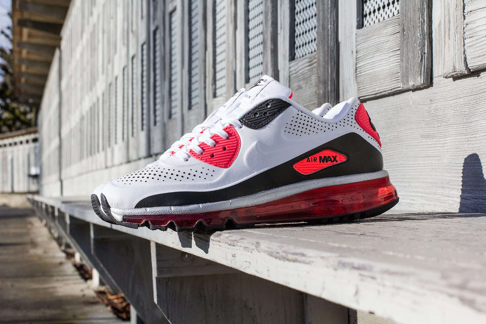 Nike Air Max 90 2014 Leather Quickstrike 3