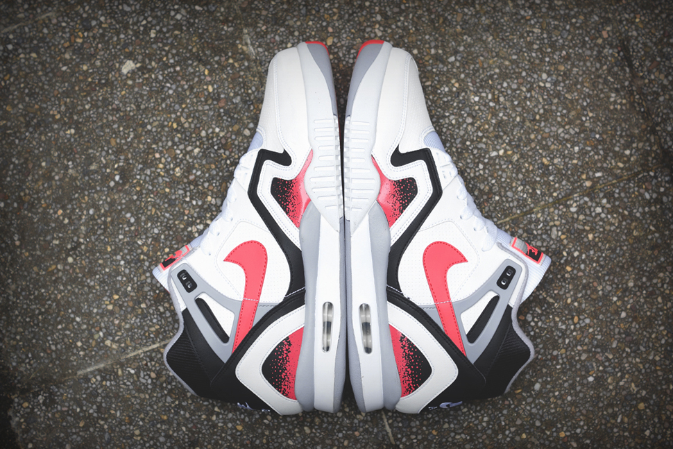 Nike Air Tech Challenge II Hot Lava 3