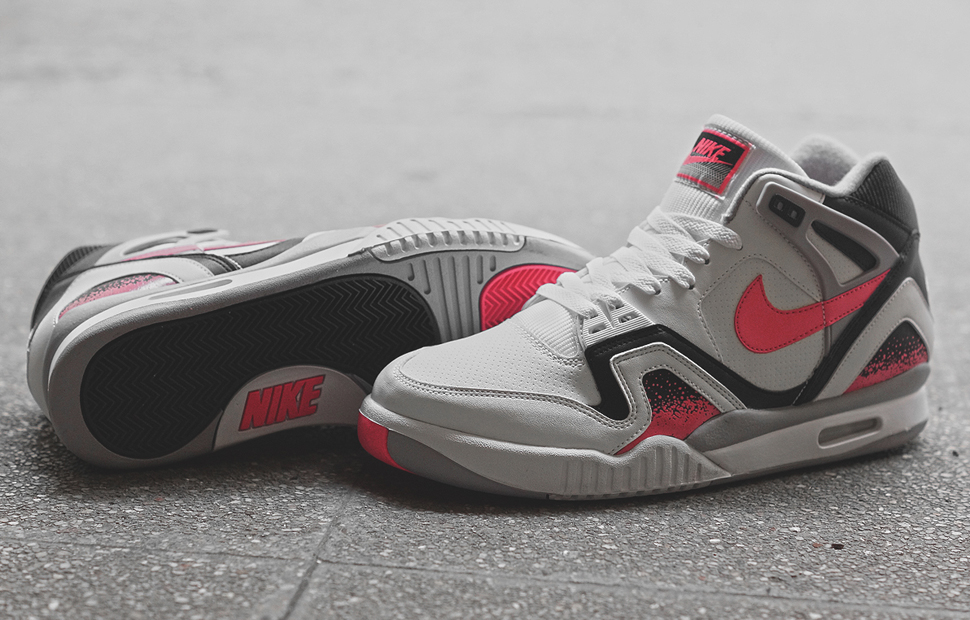 Nike Air Tech Challenge II Hot Lava 5