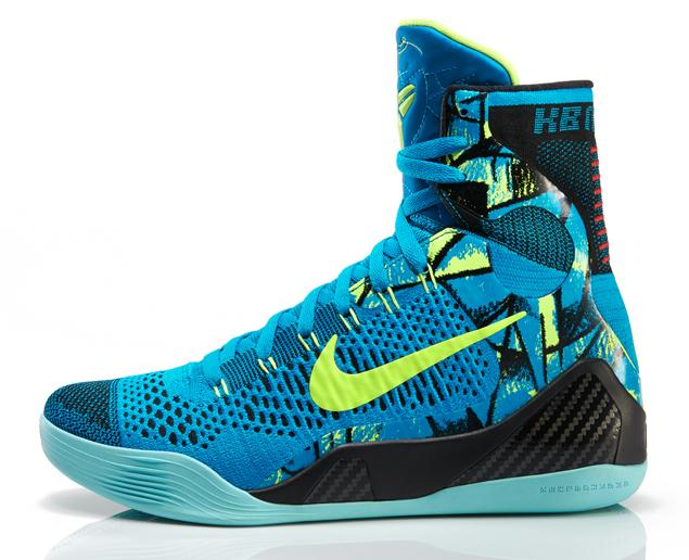 Nike Kobe 9 Elite Perspective 2