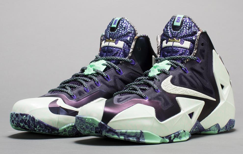 Nike-LeBron-11-Gator-King-1