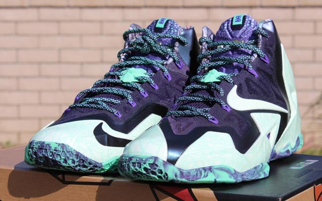 Nike LeBron 11 Gator King 11