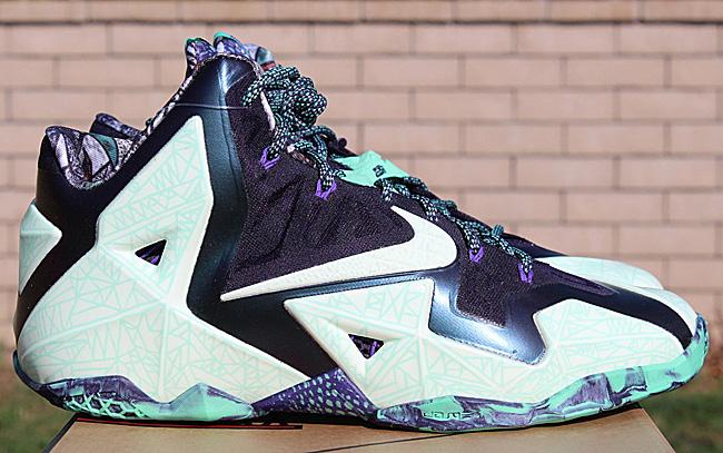 Nike LeBron 11 Gator King 12