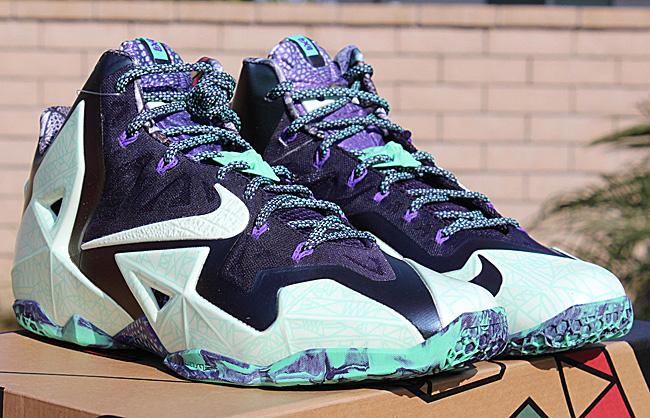 Nike LeBron 11 Gator King 13