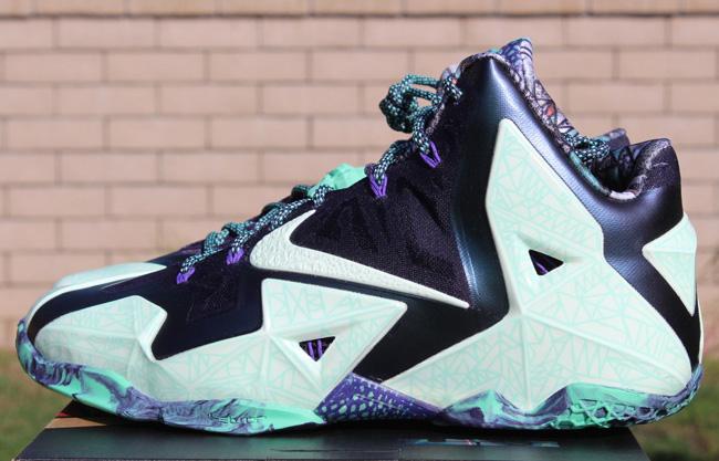 Nike LeBron 11 Gator King 14