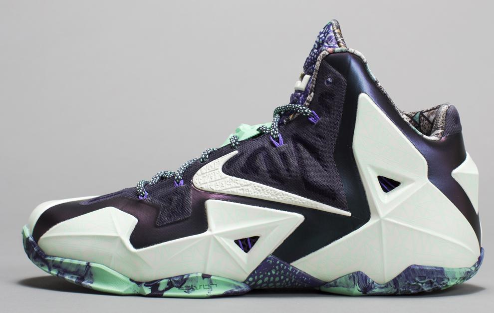Nike LeBron 11 Gator King 3