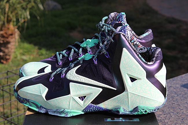 Nike LeBron 11 Gator King 4