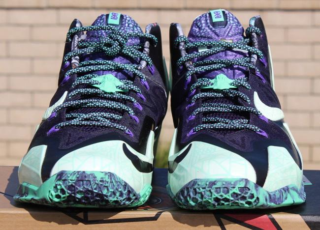 Nike LeBron 11 Gator King 7