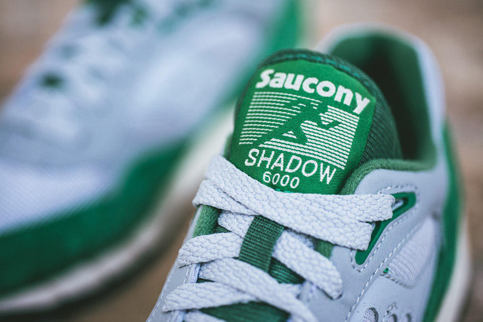 Saucony Shadow 6000 Grey Pack 10