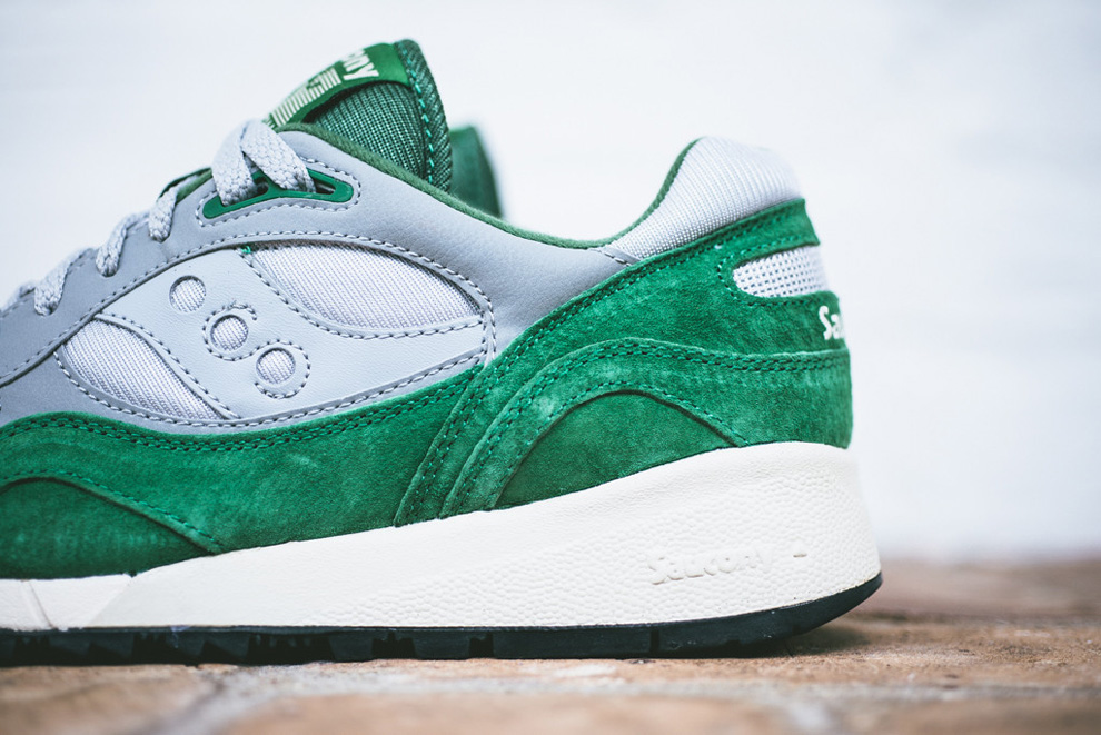 Saucony Shadow 6000 Grey Pack 13