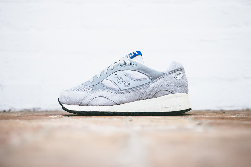Saucony Shadow 6000 Grey Pack 16