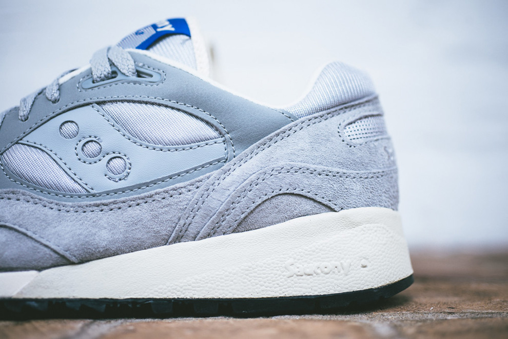 Saucony Shadow 6000 Grey Pack 17