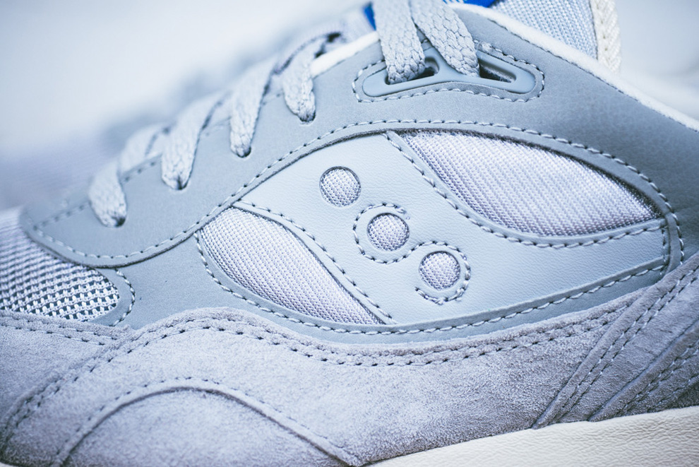 Saucony Shadow 6000 Grey Pack 18