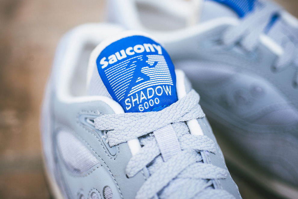 Saucony Shadow 6000 Grey Pack 19