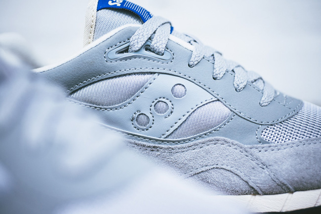 Saucony Shadow 6000 Grey Pack 20