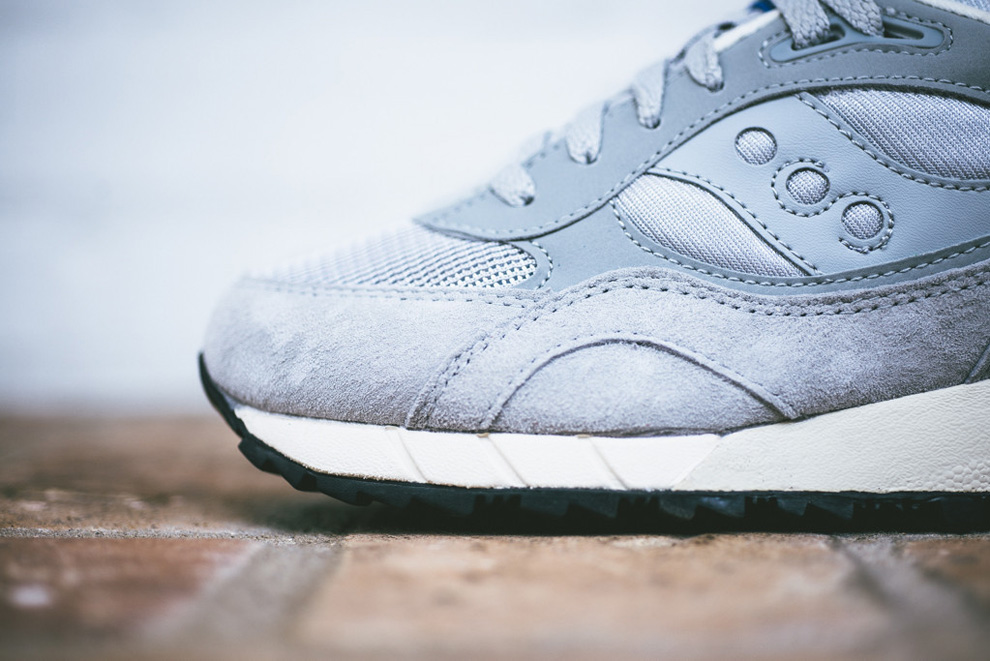 Saucony Shadow 6000 Grey Pack 21