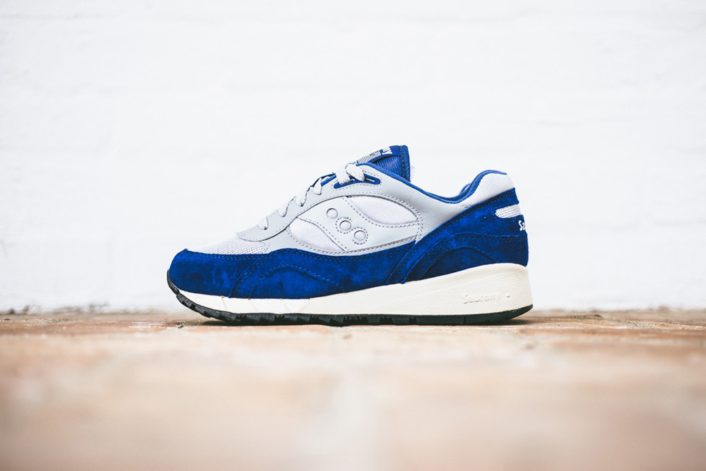 Saucony Shadow 6000 Grey Pack 23