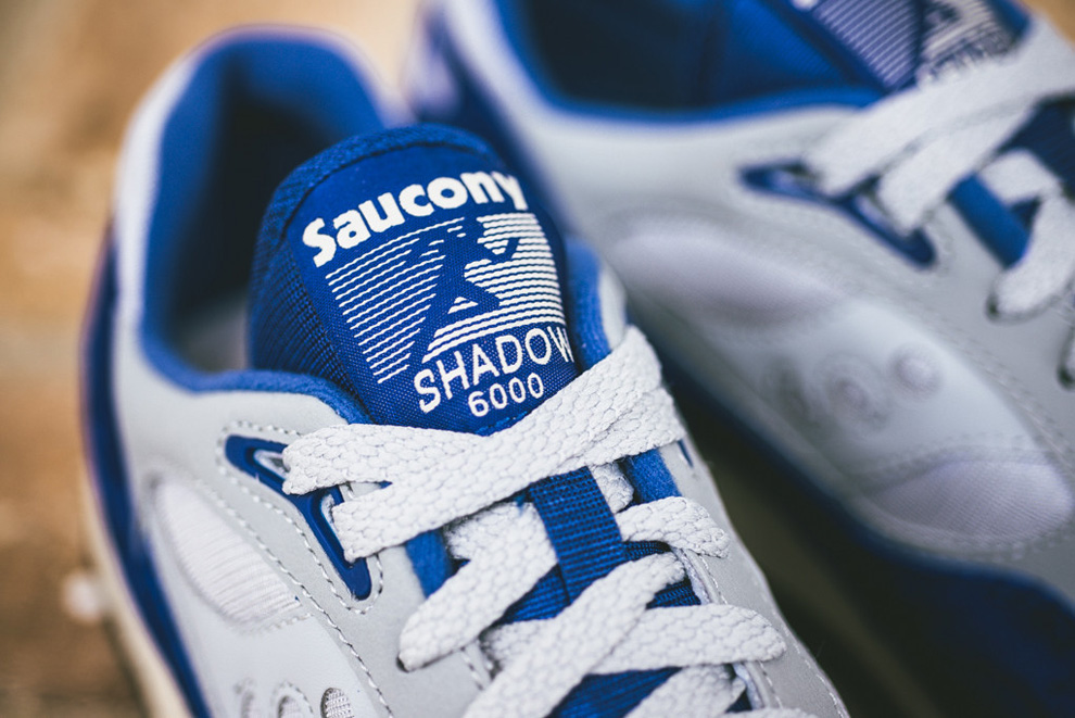 Saucony Shadow 6000 Grey Pack 24