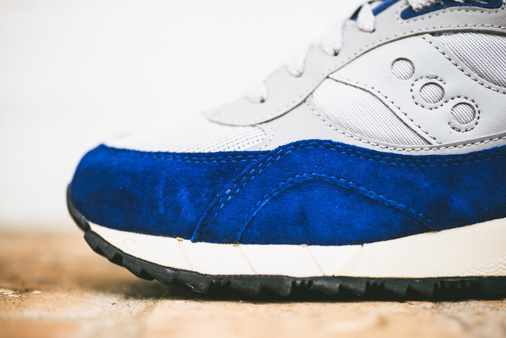 Saucony Shadow 6000 Grey Pack 28