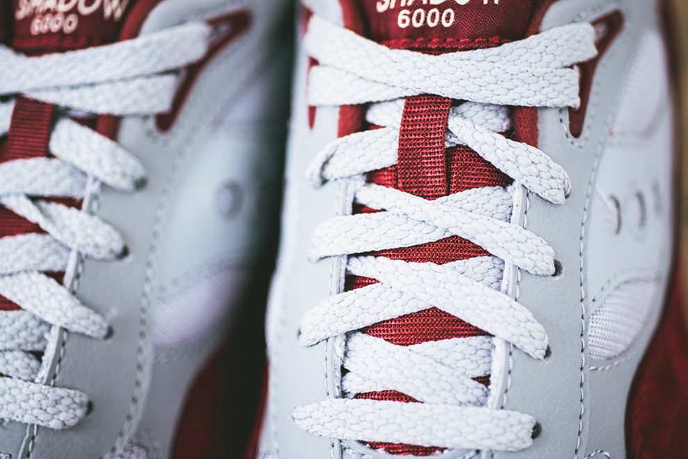 Saucony Shadow 6000 Grey Pack 3