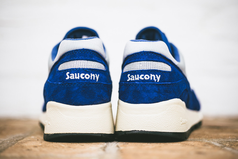 Saucony Shadow 6000 Grey Pack 30