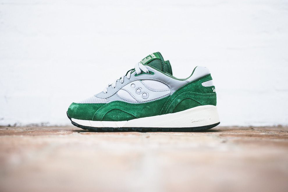 Saucony Shadow 6000 Grey Pack 9