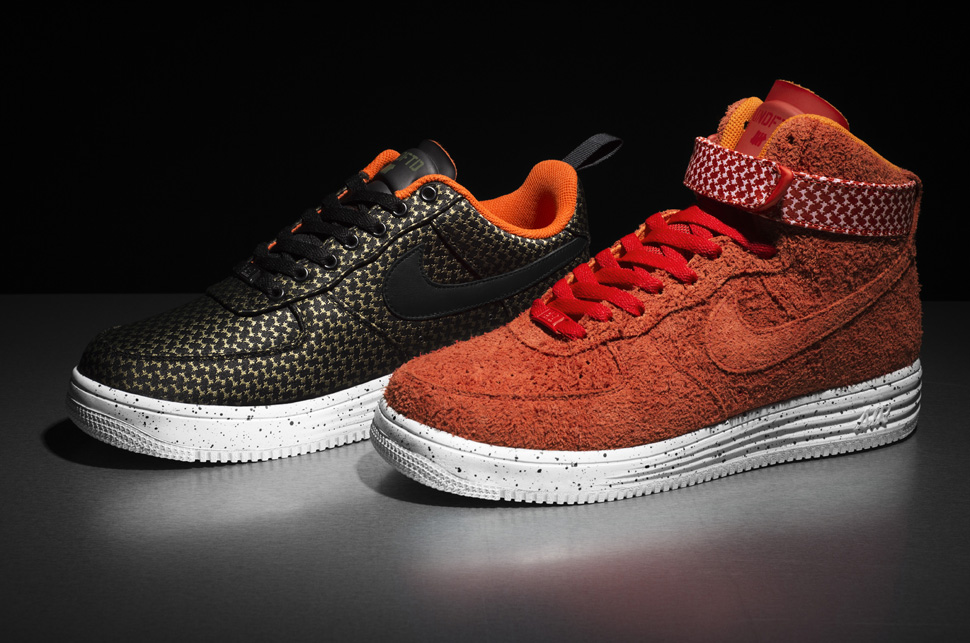 Undefeated x Nike Lunar Force 1 2014 Pack 1