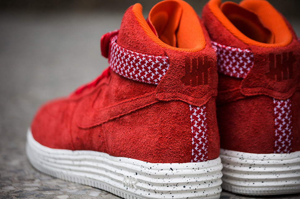 Undefeated x Nike Lunar Force 1 2014 Pack 12