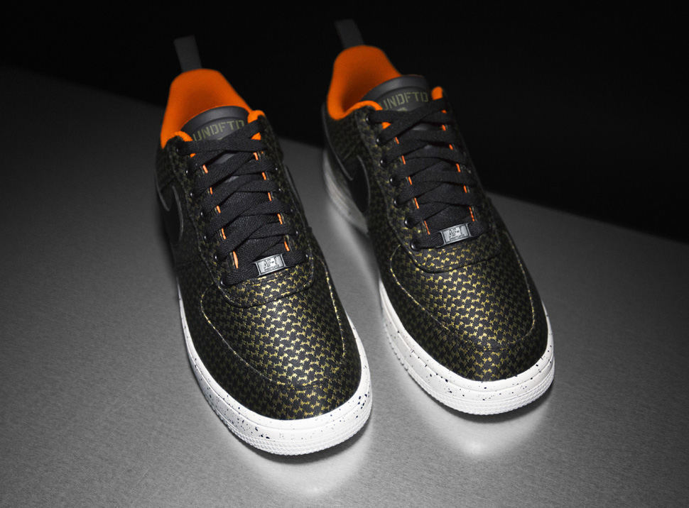 Undefeated x Nike Lunar Force 1 2014 Pack 2