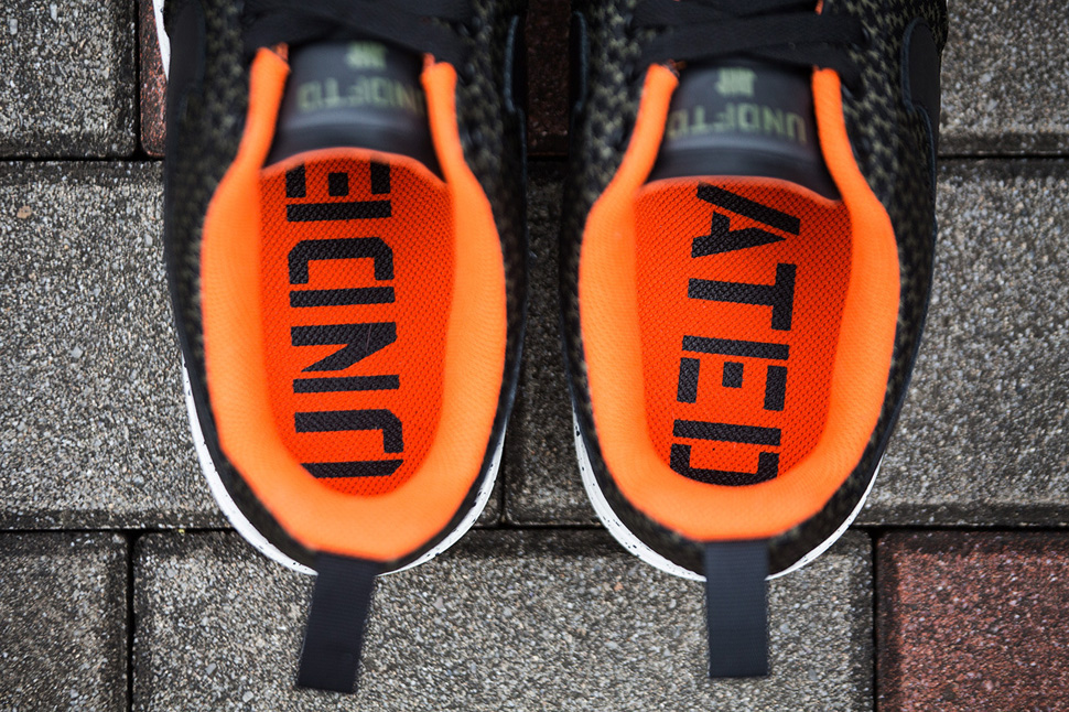 Undefeated x Nike Lunar Force 1 2014 Pack 5