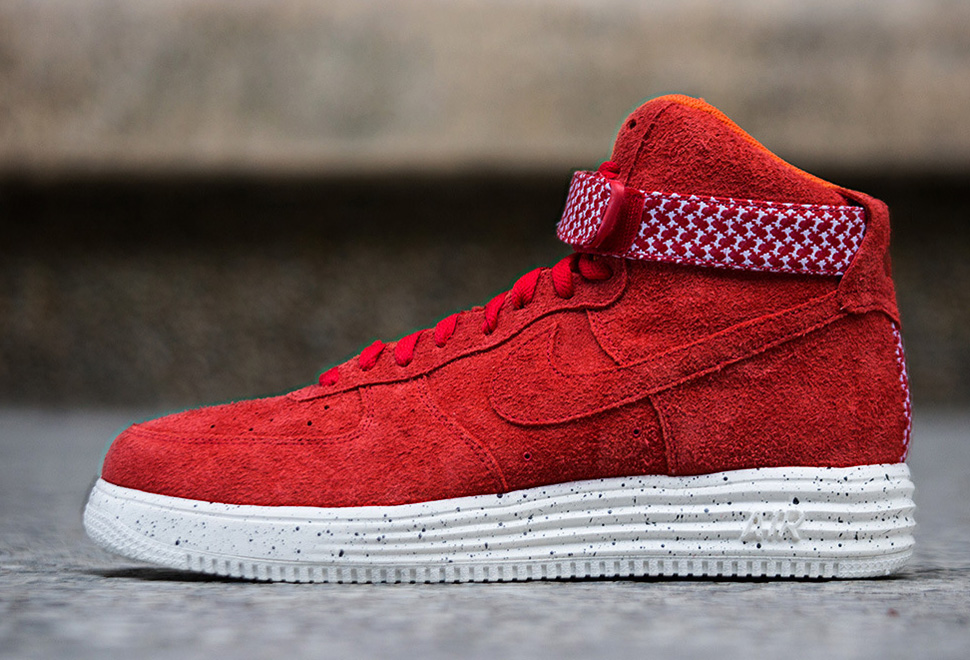 Undefeated x Nike Lunar Force 1 2014 Pack 9