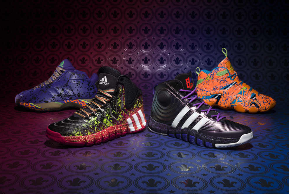 adidas Basketball 2014 NBA All Star Game Kollektion 1