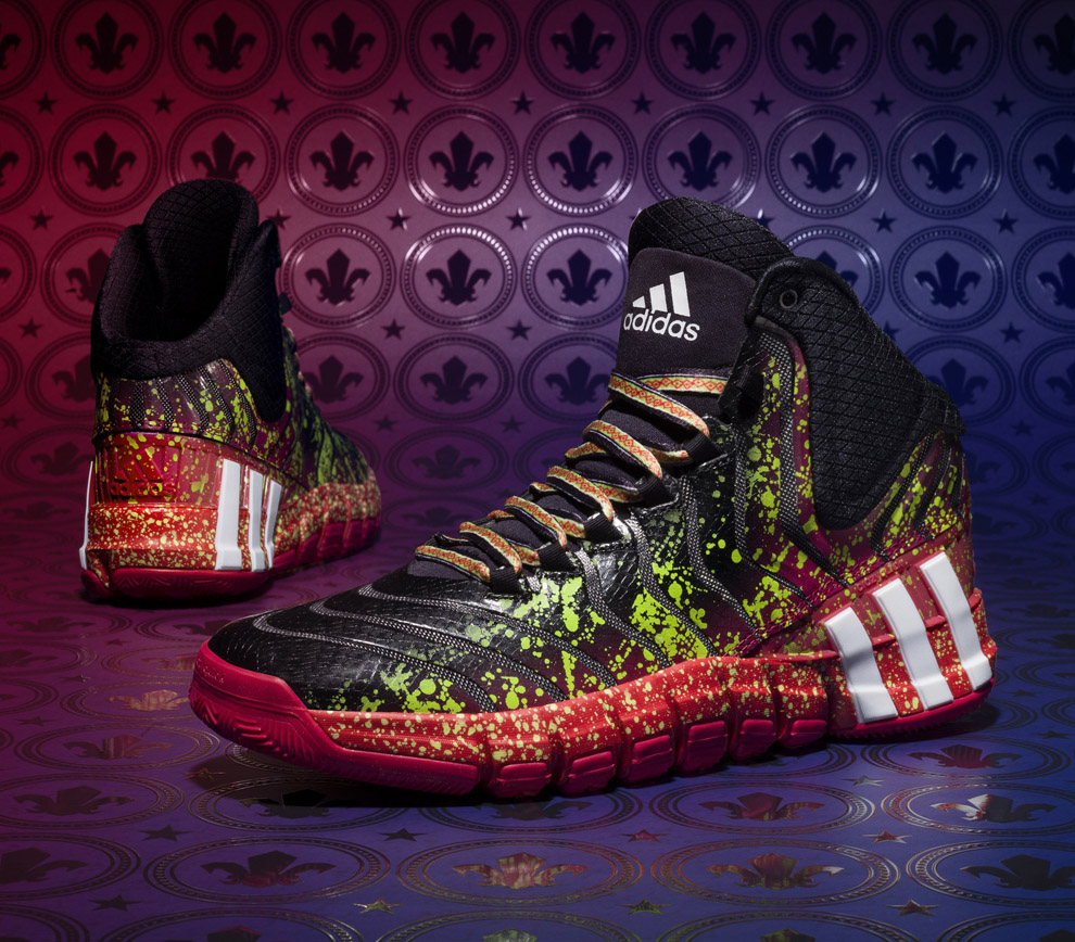 adidas Basketball 2014 NBA All Star Game Kollektion 3
