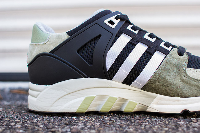 adidas EQT Running Support 93 Green 2