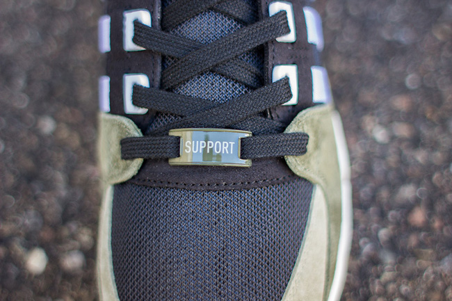 adidas EQT Running Support 93 Green 4