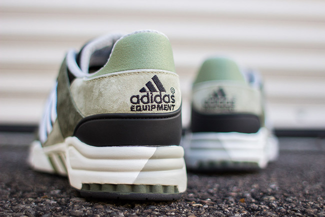 adidas EQT Running Support 93 Green 7