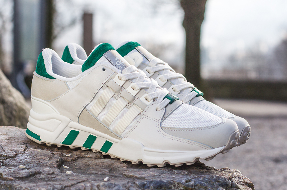 adidas EQT Running Support 93 White Pack 10
