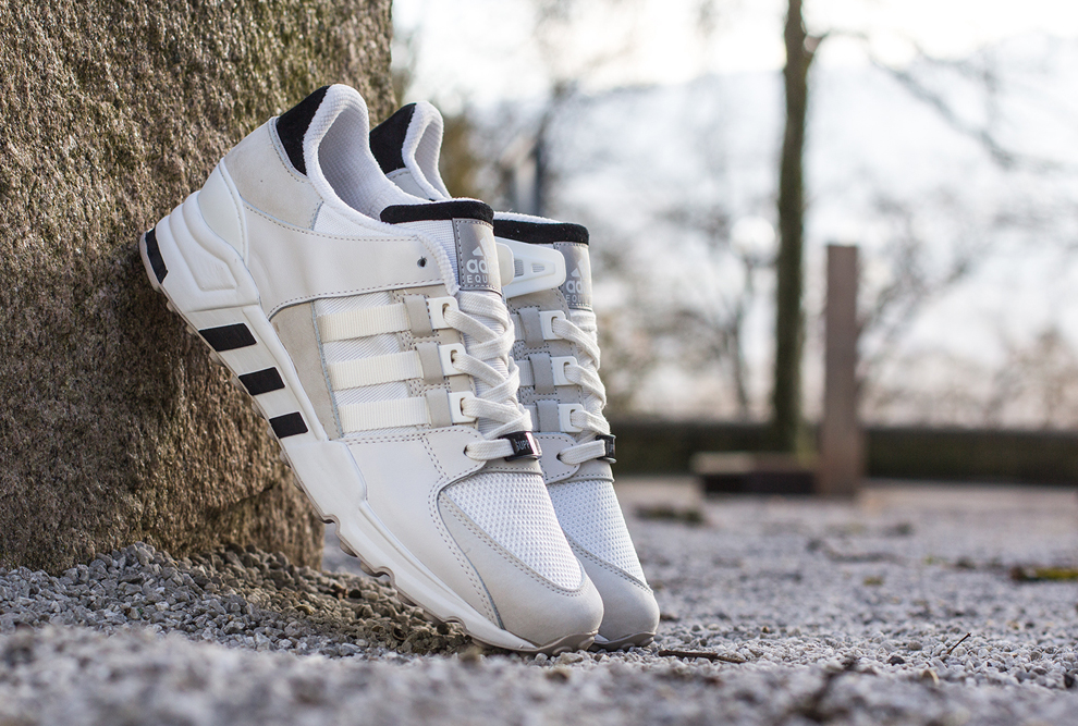 adidas EQT Running Support 93 White Pack 11