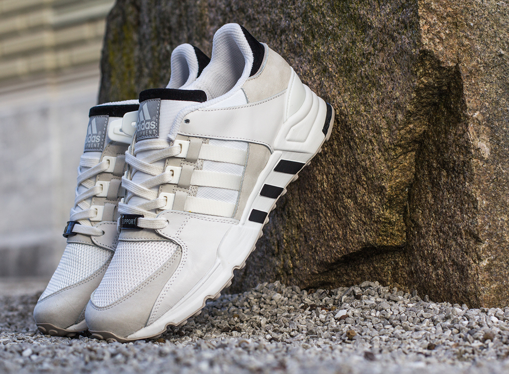 adidas EQT Running Support 93 White Pack 13