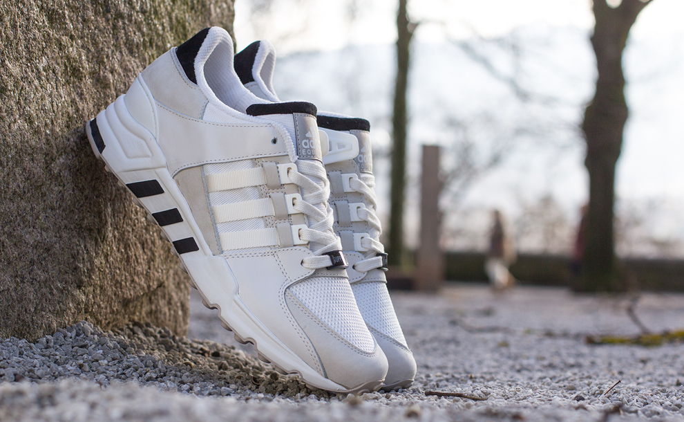 adidas EQT Running Support 93 White Pack 14