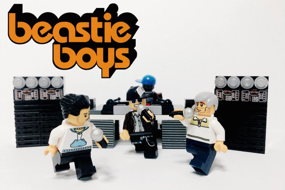 20 Iconic Bands x LEGO 1