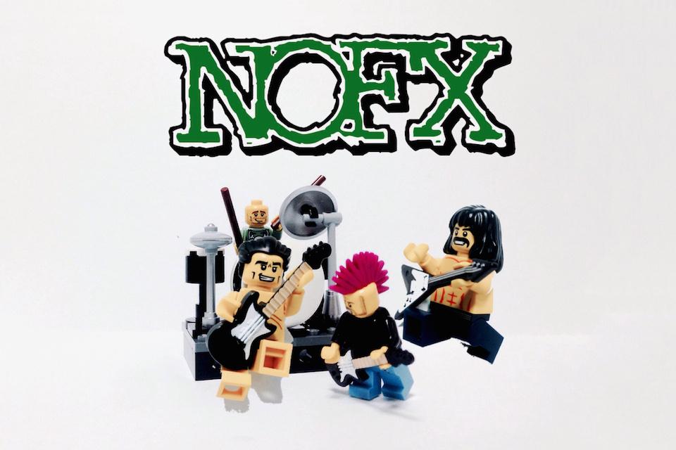 20 Iconic Bands x LEGO 15