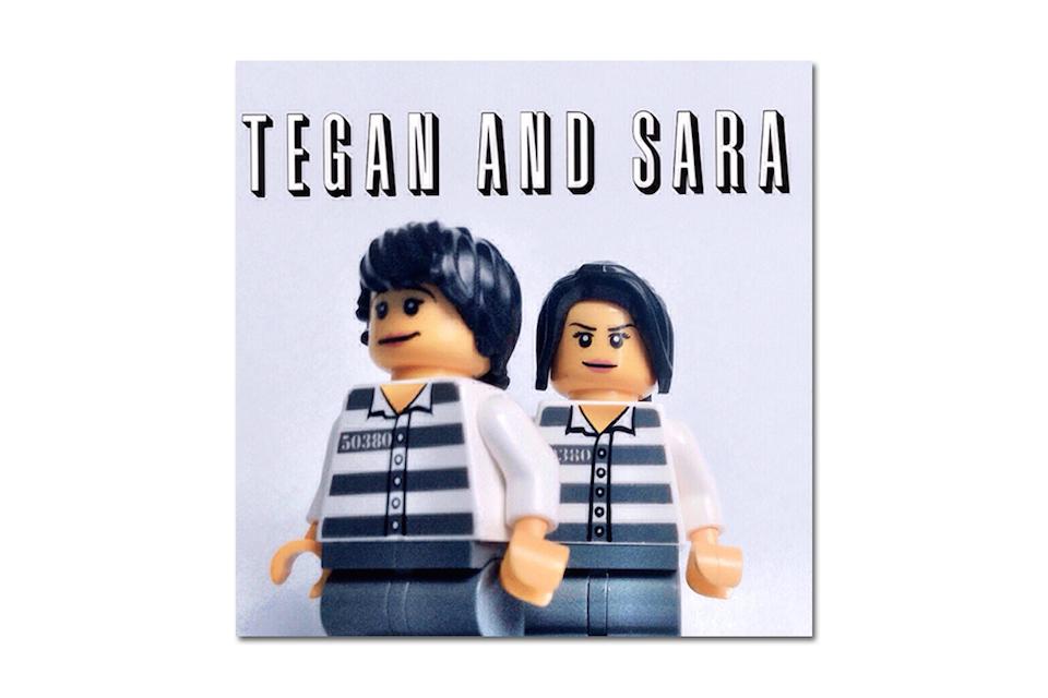 20 Iconic Bands x LEGO 17