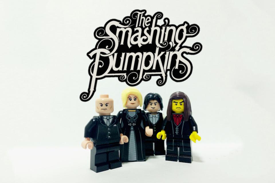 20 Iconic Bands x LEGO 2