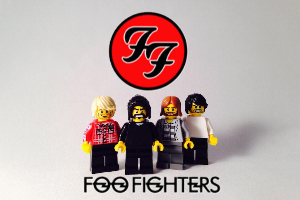 20 Iconic Bands x LEGO 6