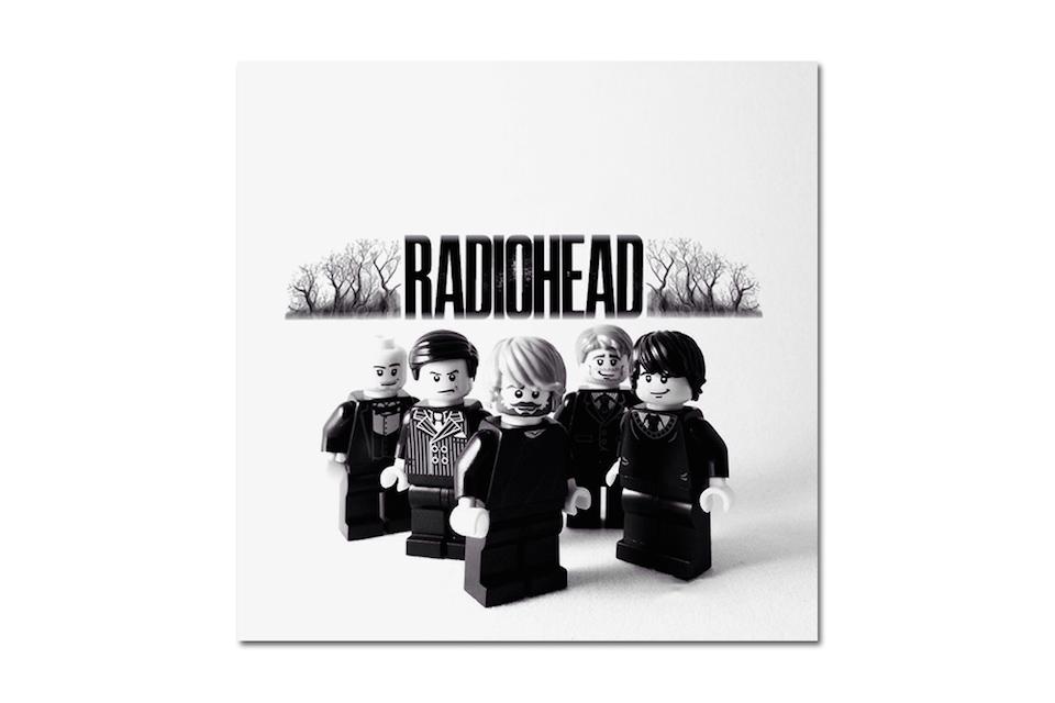 20 Iconic Bands x LEGO 8