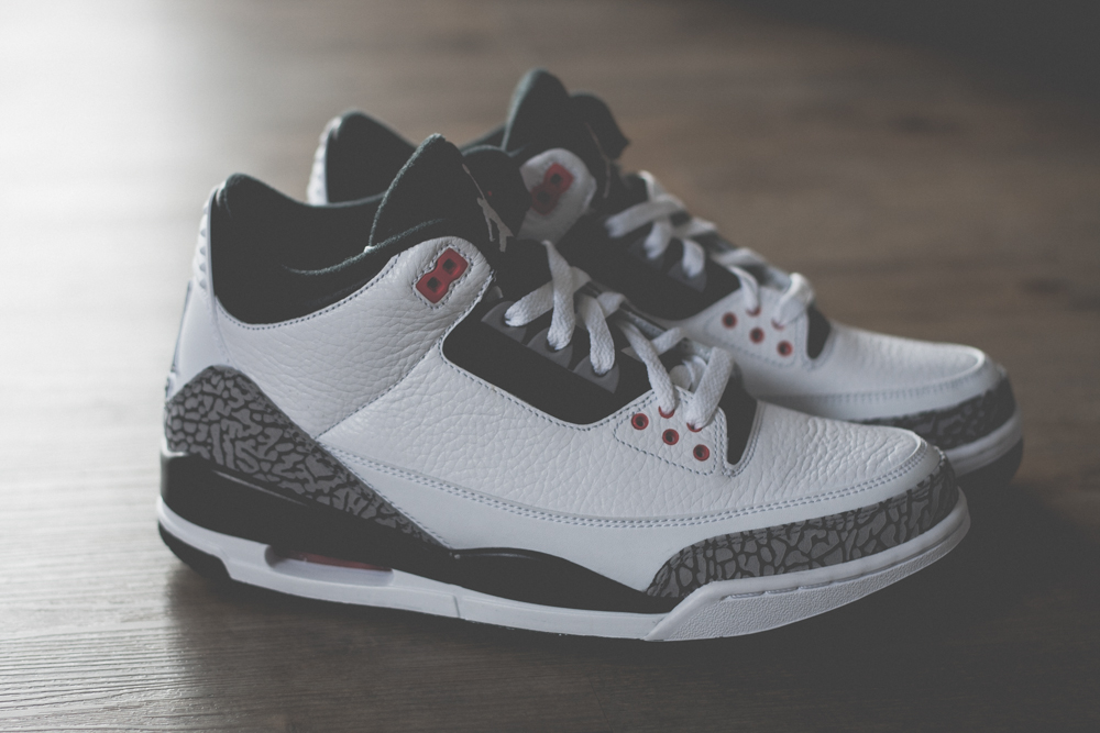 Air Jordan 3 Retro Infrared 23 Review 1